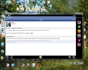 Fast for Facebook   aplikace