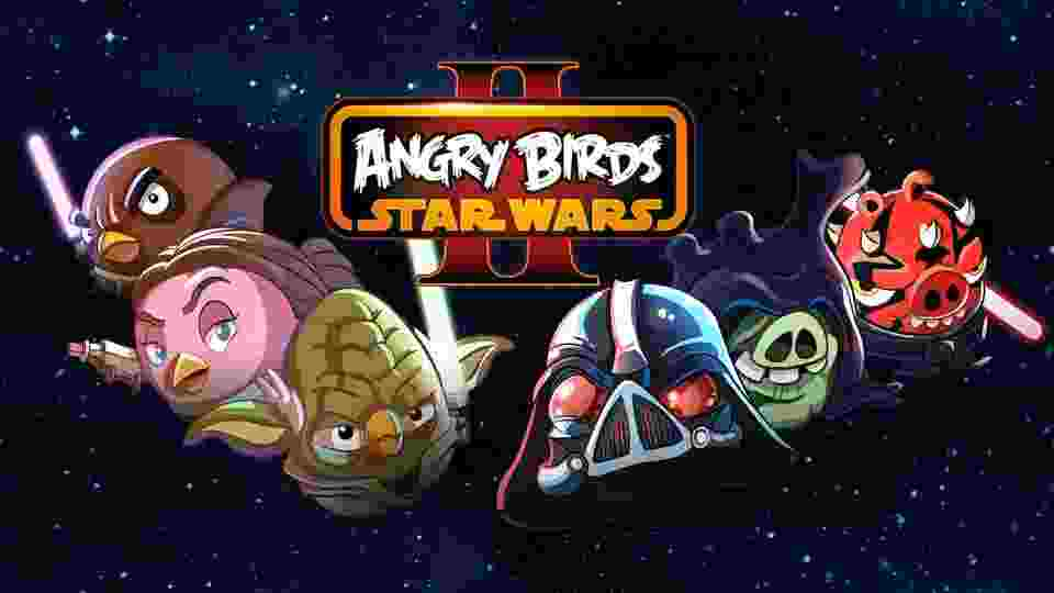 Angry Birds Star Wars online hra