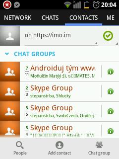 Android aplikace imo je nejlep komuinika n program pro for Programme imo