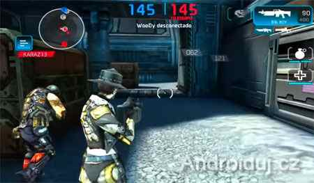 Android Hra ShadowGun