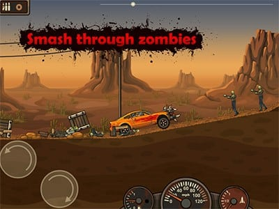 Earn to die android hra