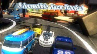 Table Top Racing hra