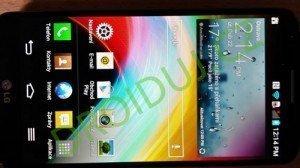 LCD Displej LG G2