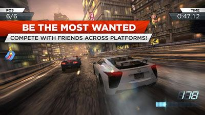 Need For Speed ​​Most Wanted Android Download