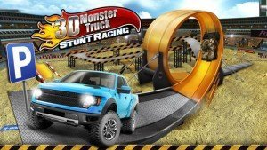 [ANDROID HRA] 3D Monster Truck Racing
