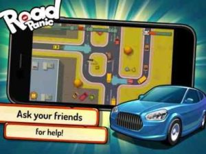 Android hra Road Panic