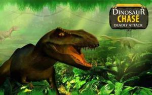Dinosaur Chase: Deadly Attack android hra
