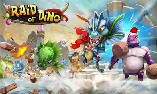 Raid of Dino android hra