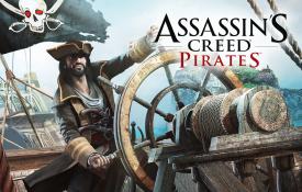 Stáhněte si novou hru Assassin's Creed Pirates