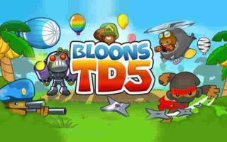 Bloons-TD-5 Android hra