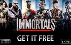 Stáhni si hru WWE Immortals