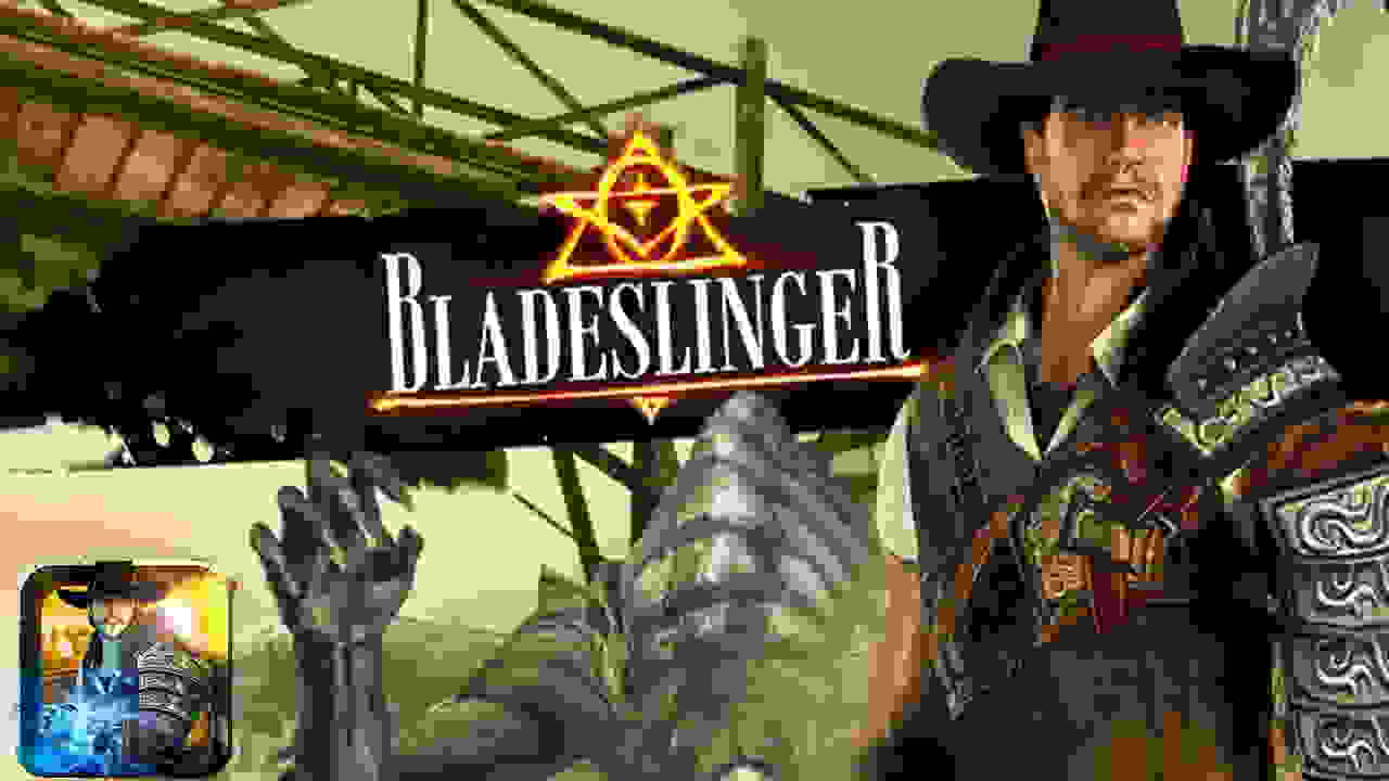 Bladeslinger android hra