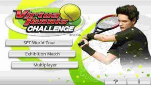 Virtual Tennis Challenge android hra