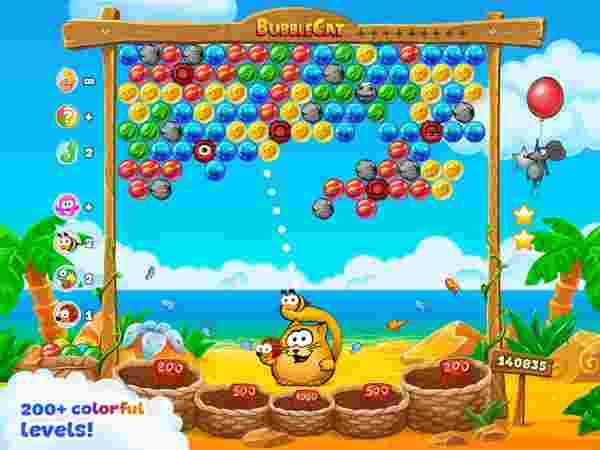 Bubble Adventure! Android hra