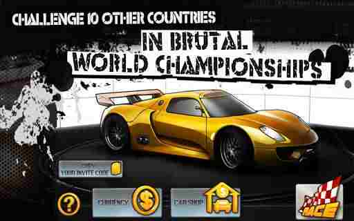 Furious Racing - android games, android hry