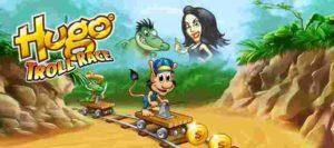 Hugo Troll hra / game
