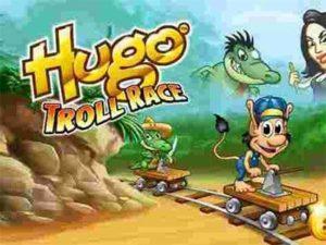 Android hra Hugo Troll Race