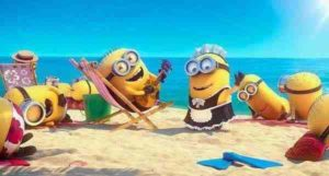 Minions paradise - android hra / games