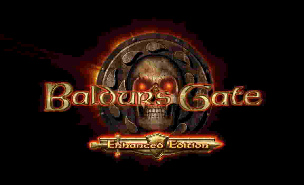 Baldur's gate: Enhanced edition - android game / games