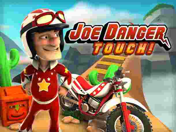 Joe Danger android hra / game