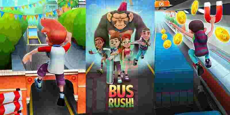 Bush Rush android