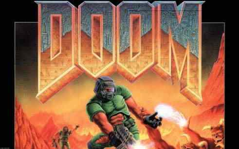 Doom - android game, hra