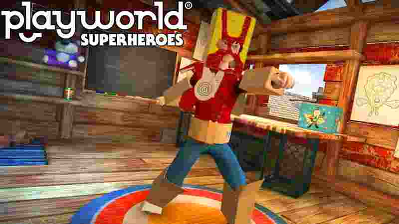 Playworld Superheroes android hry