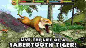 Sabertooth Tiger - android hra
