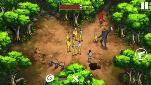 The Green Inferno Survival android hra
