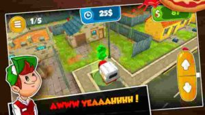 3D Driving Sim: Pepperoni Pepe android games