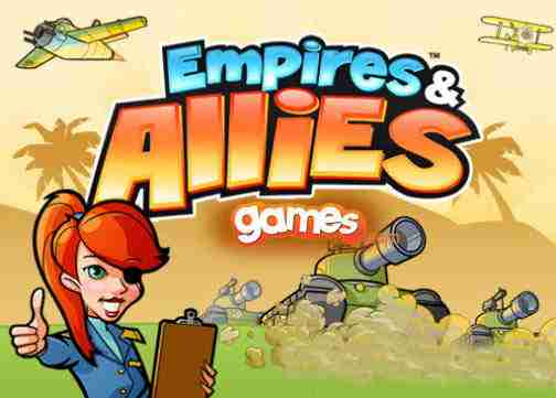 Empires and Allies - android hry, games
