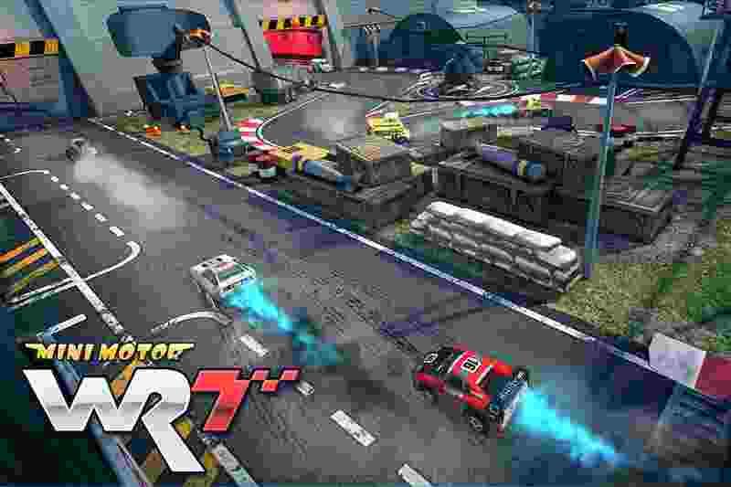 Mini Motor Racing WRT - android hra / game