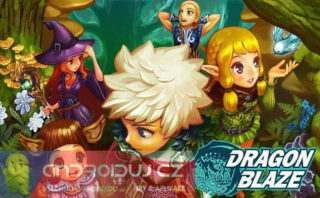 Dragon blaze - android hra, games
