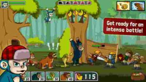 Lumberwhack: Defend the Wild - android hry, games