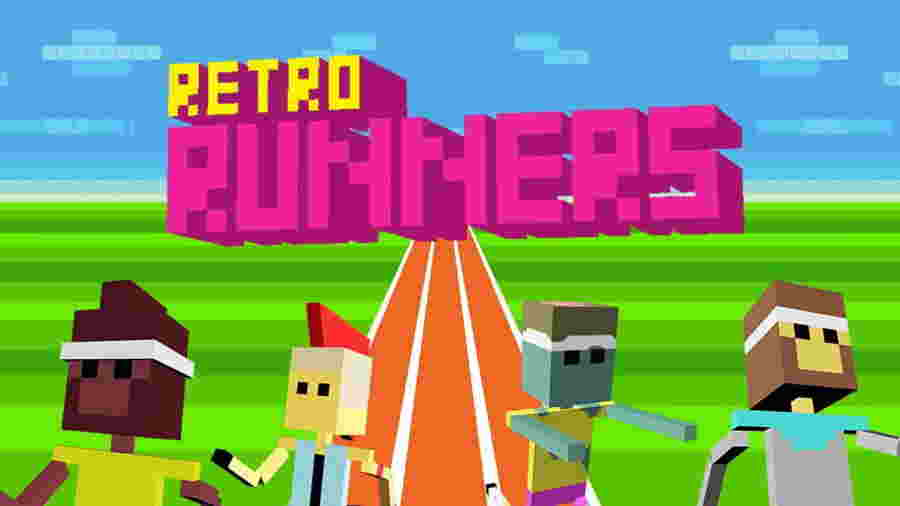 Retro Runners - Endless Run - android hra, games