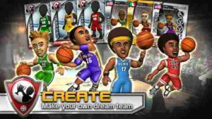 BIG WIN Basketball - android hry, android game