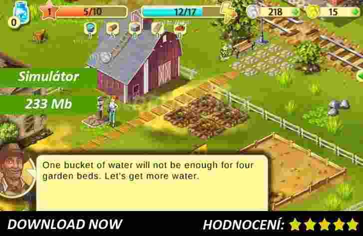 Farm Up! - simulátor farmáře ke stažení