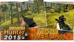 Season Hunter 2015 - android hry, android games, download games