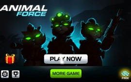 Stahuj android hru Animal Force: Final Battle [47 Mb]