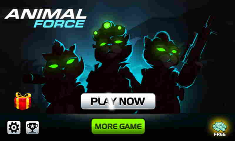 Animal Force: Final Battle - android hry, games