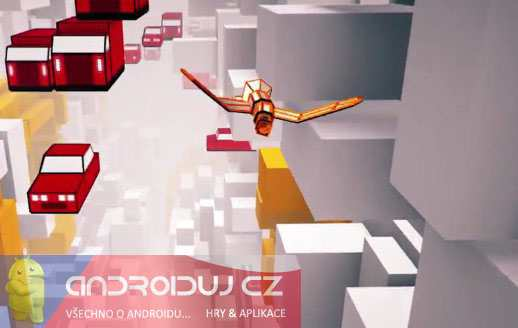 Voxel fly - android hra, games
