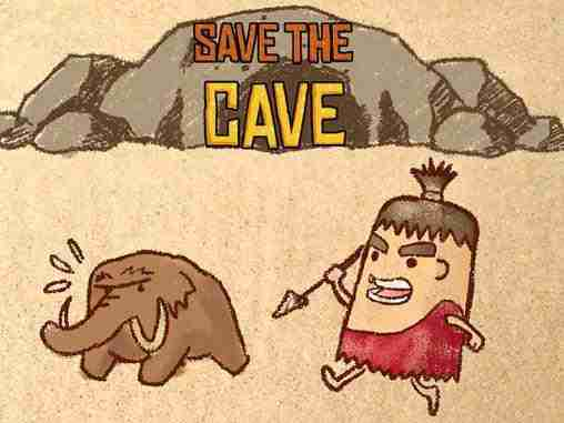 Save the Cave - android game, hry na mobil