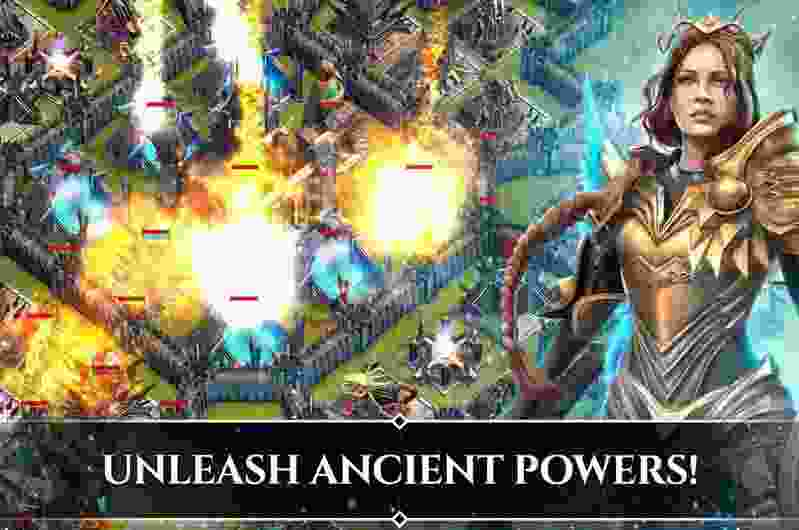 Rival Kingdoms: Age of Ruin - android games, hry