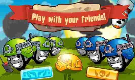Warlings: Armageddon - android hry ke stažení zdarma