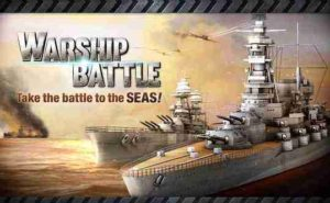 WARSHIP BATTLE:3D World War II - android hry