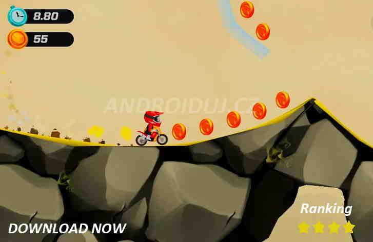 Bike Up! - android hry