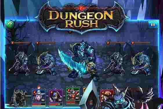 Dungeon Rush - android hry