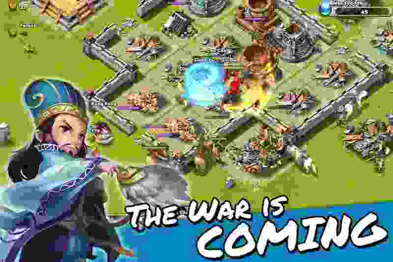 Dynasty war - android hry, games