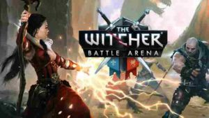 The Witcher Battle Arena - android hry, hry na mobil, android games download