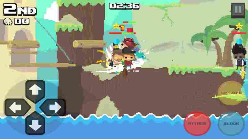 Mad Super Adventure Battle - android hry, games